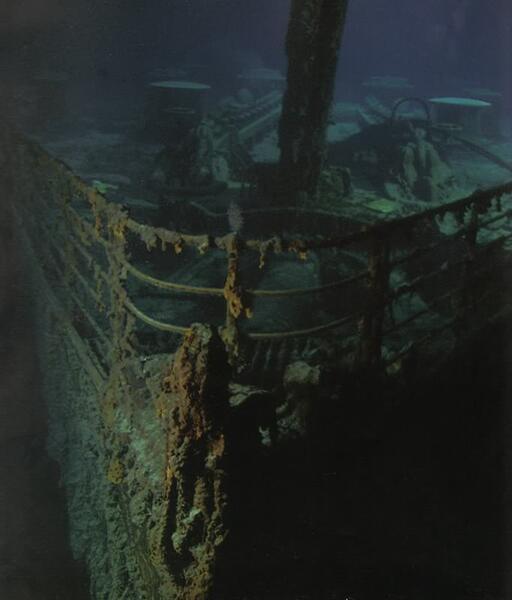 die geister der titanic bild 3 von 4. Black Bedroom Furniture Sets. Home Design Ideas