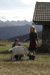 Hanna Hellmann: Der Ruf der Berge - Poster