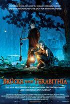 Brücke nach Terabithia Poster