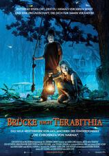 Brücke nach Terabithia - Poster