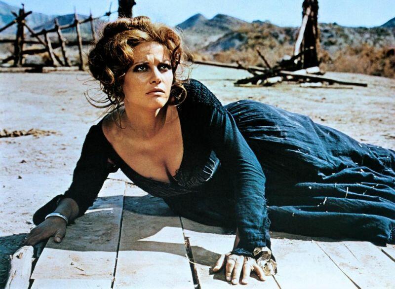 Claudia Cardinale Spiel Mir Das Lied Vom Tod