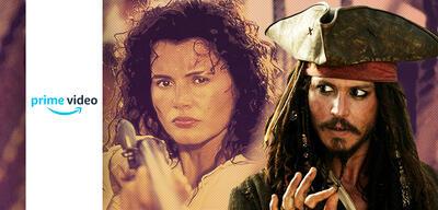 Die Piratenbraut und Captain Jack Sparrow