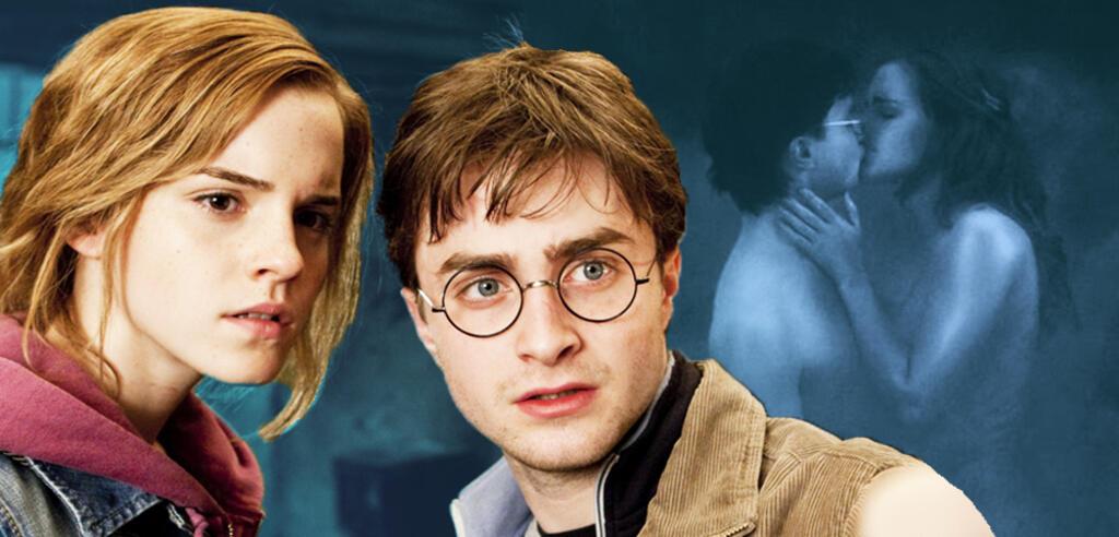 Harry Potter, nackte Küsse und Skandale