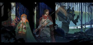 Bild zu:  The Banner Saga erhält eine Fortsetzung