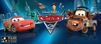 Bild zu:  Pixar Stars