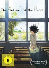 The Anthem of the Heart - Poster