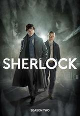 Sherlock - Staffel 2 - Poster