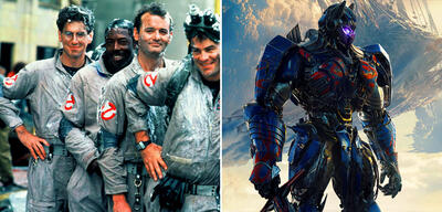 Ghostbusters/Transformers