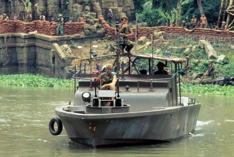 Apocalypse Now mit Martin Sheen