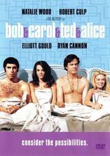 Bob & Carol & Ted & Alice - Poster