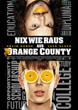 Nix wie raus aus Orange County - Poster