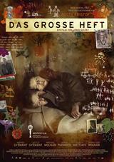 Das große Heft - Poster