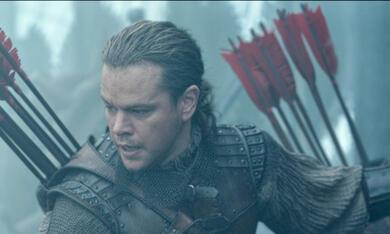 The Great Wall mit Matt Damon - Bild 1