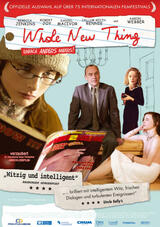 Whole New Thing - einfach anders anders! - Poster