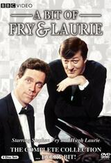 A Bit of Fry and Laurie - Poster