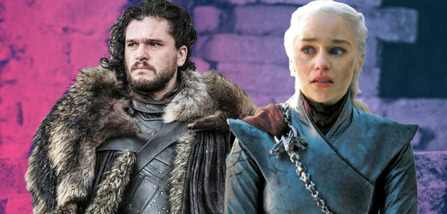 Kit Harington und Emilia Clarke sind fassungslos
