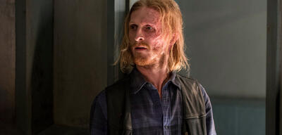 Austin Amelio in The Walking Dead
