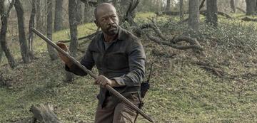 Morgan muss sich als starke Hauptfigur beweisen