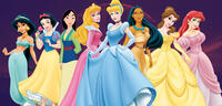 Bild zu:  Disney-Prinzessinnen