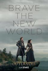 Outlander - Staffel 4 - Poster