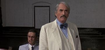 Gregory Peck (r.) im Remake Kap der Angst