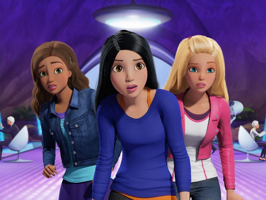 Barbie In Das Agenten Team Stream