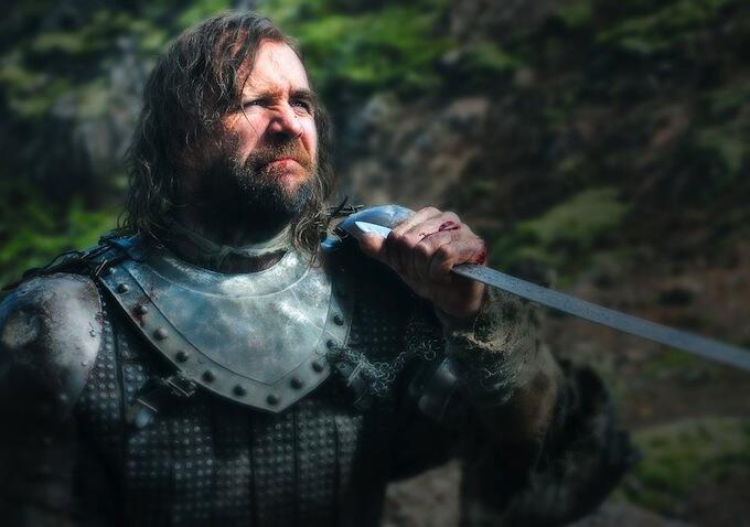 Game of Thrones - Staffel 4 mit Rory McCann