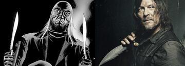 Daryl und Beta: steht der große Kampf bevor?