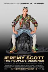 Jeremy Scott: The People's Designer - Poster
