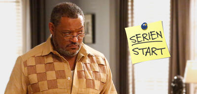 Lawrence Fishburne in Black-ish