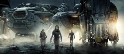 Was passiert in Prometheus 2?