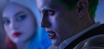 Suicide Squad: Margot Robbie und Jared Leto
