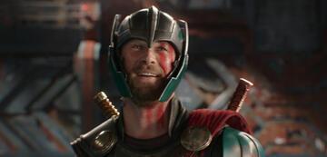 Hat sichtlich Spaß an Thor: Chris Hemsworth