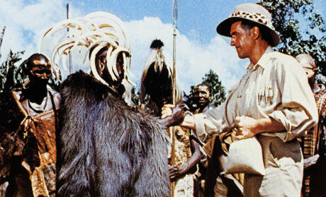 König Salomons Diamanten mit Stewart Granger