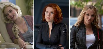 Bild zu:  Scarlett Johansson in Er steht einfach nicht auf dich, Marvel's The Avengers und Don Jon