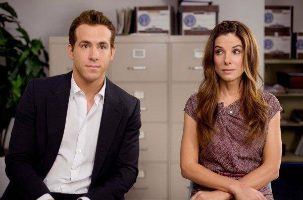 Selbst ist die Braut mit Ryan Reynolds und Sandra Bullock
