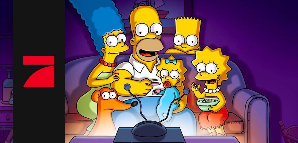 ProSieben lädt zum großen Simpsons-Marathon ein