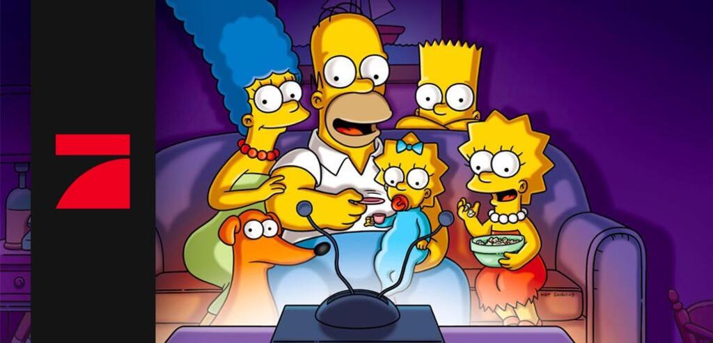 Die Simpsons-Marathon auf ProSieben