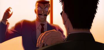 Kogoro wird des Terrorismus beschuldigt