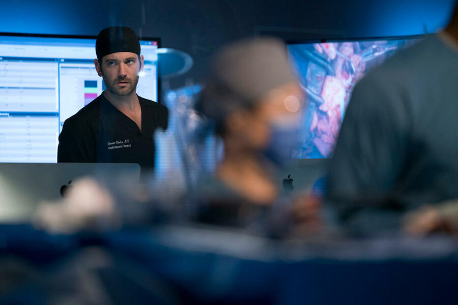 Chicago Med - Staffel 3 mit Colin Donnell