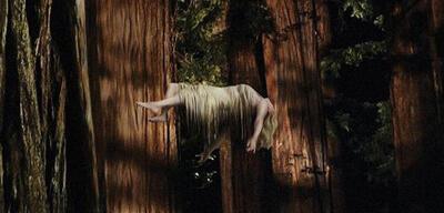 Kirsten Dunst beginnt zu Fliegen in Woodshock