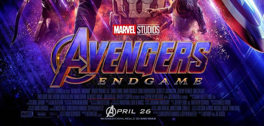 Avengers 4 Endgame Das Neue Poster Verrät Wer Infinity War
