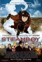 Steamboy - Poster