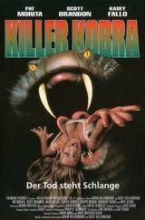 Killer Kobra - Poster