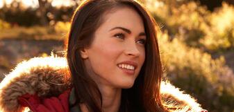 Megan Fox, irgendwie normal