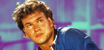 Bild zu:  Patrick Swayze in Dirty Dancing