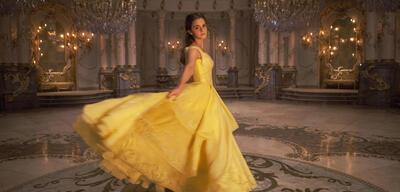 Die Schöne und das Biest mit Emma Watson