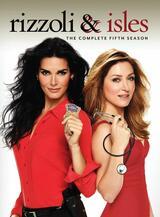 Rizzoli & Isles - Staffel 5 - Poster