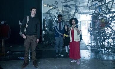 The Darkest Minds - Die Überlebenden mit Amandla Stenberg, Harris Dickinson, Skylan Brooks und Miya Cech - Bild 4