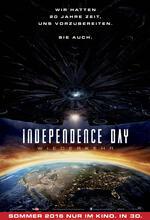 Independence Day 2: Wiederkehr Poster